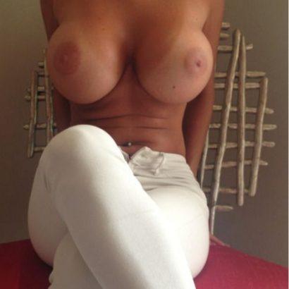 Nacktselfies Titten