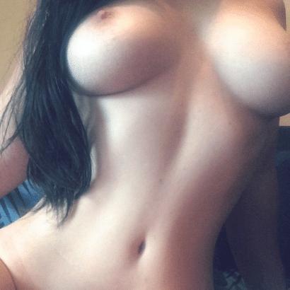 Nackig Selfie