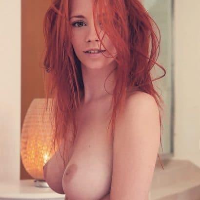 Rothaarige Bilder nackte Frauen