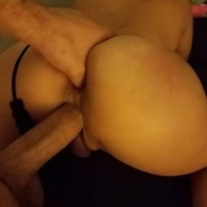 Private Sexbilder Doppelloch