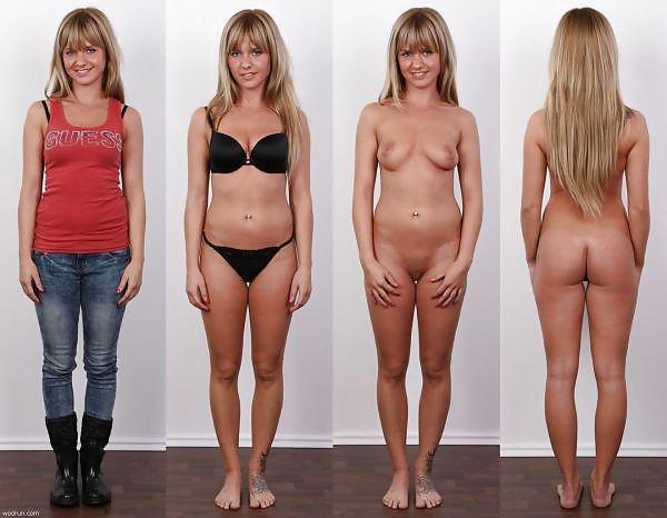 Nakt Fraun Viele Nackte Mädchen