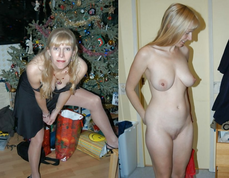 Girls nackt und bekleidet