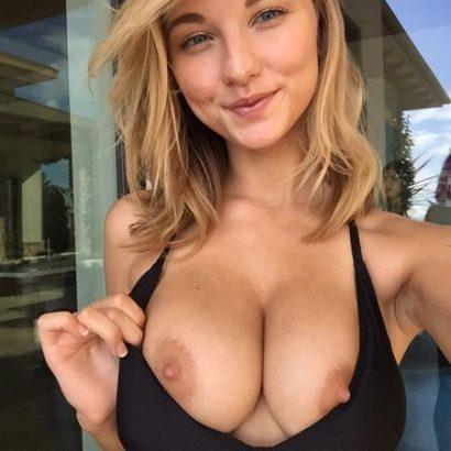hübsche Frauen nackt Titten raus