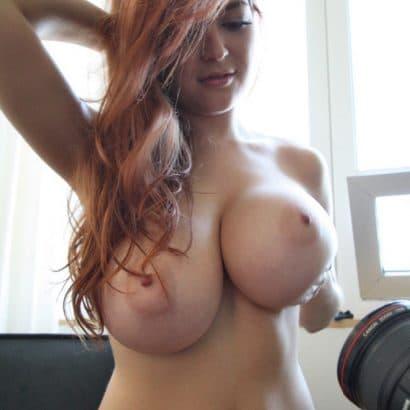 schöne Frauen nackt rote Haare