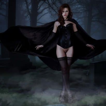 Gothic Bikini Girls