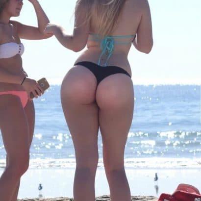 Die geilsten Frauen am Strand