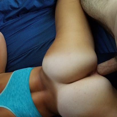 Sexfotos von hinten