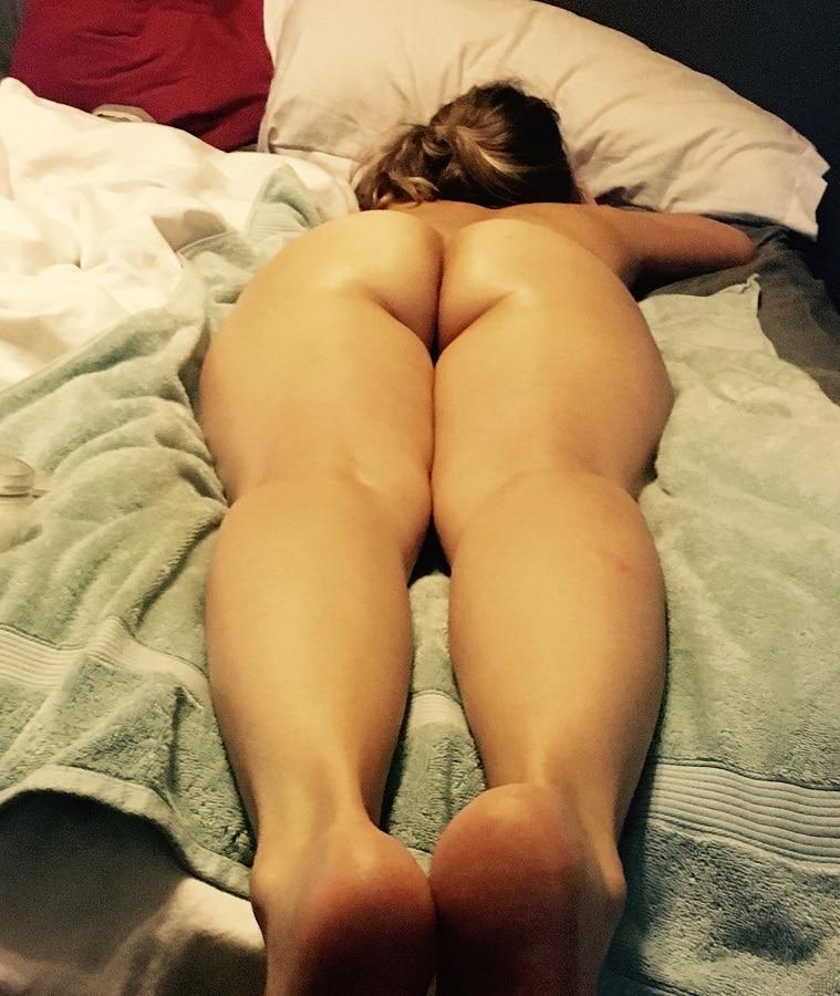Nackt ärsche