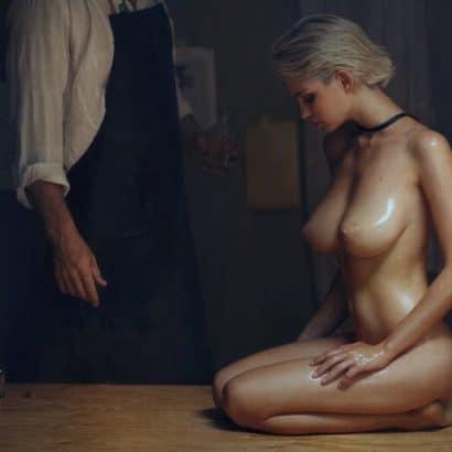 Kostenlose Nacktbilder eingeölt