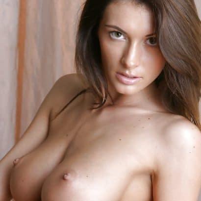 Freundin nackt Sexy Titten