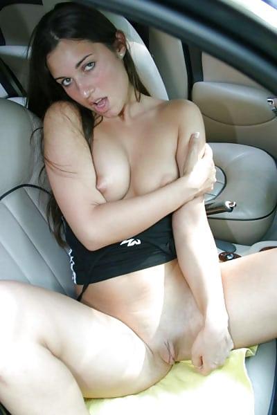 Auto frau nackt Ehefrau Nackt