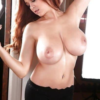 Prall und dick Nacktaufnahmen