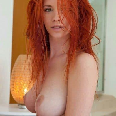 Rothaarige Zeige deine Nacktbilder