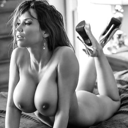 Black and White Fotos von nackten Frauen